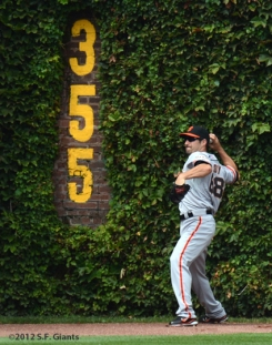 sf gaints, san francisco giants, photo, 2012, xavier nady