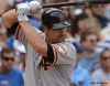 san francisco giants, sf giants, photo, 2012, xavier nady