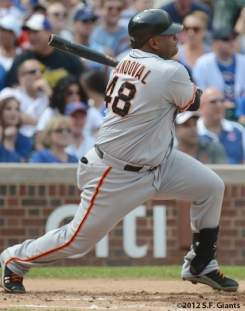sf gaints, san francisco giants, photo, 2012, pablo sandoval