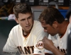 sf giants, san francisco giants, photo, 2012, ryan vogelsong, buster posey
