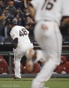 sf giants, san francisco giants, photo, 2012, pablo sandoval, angel pagan