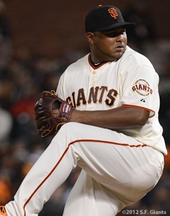 sf giants, san francisco giants, photo, 2012, jean machi