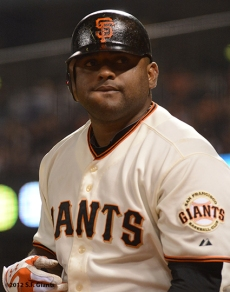 sf giants, san franciso giatns, photo, 2012, pablo sandoval