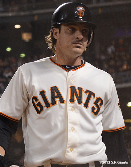 sf giants, san franciso giatns, photo, 2012, ryan theriot