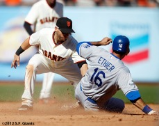 San Francisco Giants, S.F. Giants, photo, 2012, Marco Scutaro