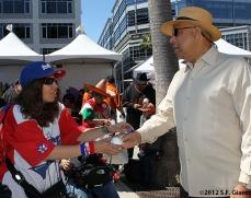 San Francisco Giants, S.F. Giants, photo, 2012, Orlando Cepeda