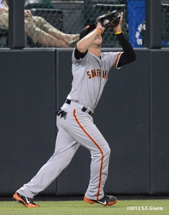 sf giants, san francisco, photo, 2012, gregor blanco