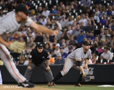 sf giants, san franciso giantsm photo, 2012, brandon belt
