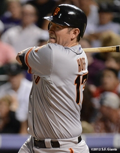 sf giants, san francisco, photo, 2012, aubrey huff