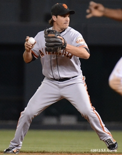 sf giants, san francisco, photo, 2012, ryan theriot