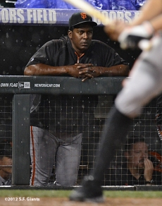 sf giants, san francisco giants, photo, 2012, bambam meulens