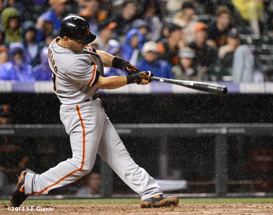 sf giants, san francisco giants, 2012, photo, marco scutaro