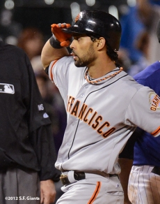 sf giants, san francisco giants, 2012, photo, angel pagan