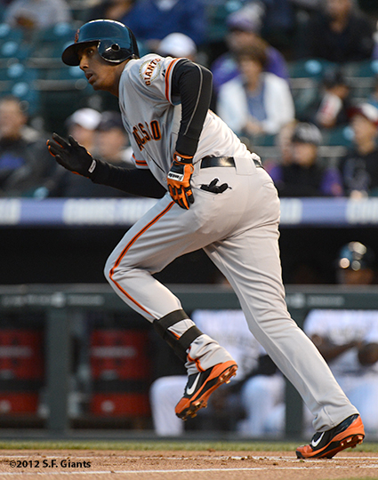 sf giants, san francisco giants, 2012, photo, joaquin arias