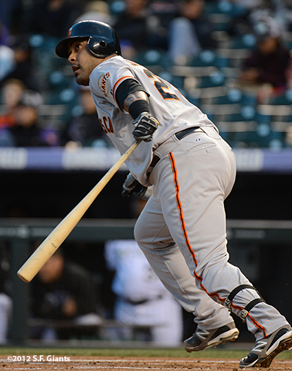 sf giants, san francisco giants, 2012, photo, hector sanchez