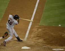 sf giants, san francisco giants, photo, 2012, September 14, chase field, santiago casilla,