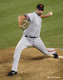 sf giants, san francisco giants, photo, 2012, spetember 15, jeremy affeldt