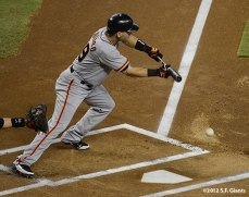 sf giants, san francisco giants, photo, 2012, september 16, marco scutaro