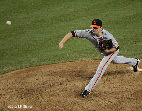 sf giants, san francisco giants, photo, september 16, 2012, dan otero