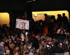 sf giants, san francisco giants, photo, september 17, 2012, fans