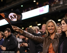 sf giants, san francisco giants, photo, september 17, 2012, fans`