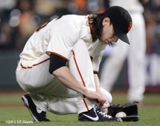 sf giants, san francisco giants, photo, september 18, 2012, tim lincecum