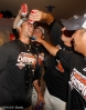 sf giants, san francisco giants, photo, 2012, september 22, giants clinch the west, ryan vogelsong