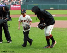 San Francisco Giants, S.F. Giants, photo, 2012, Fans, Sergio Romo