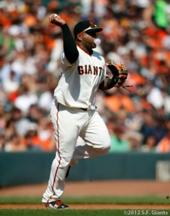 sf giants, san francisco giants, photo, 2012, september 27, 2012, pablo sandoval