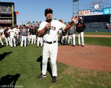 San Francisco Giants, S.F. Giants, photo, Bruce Bochy