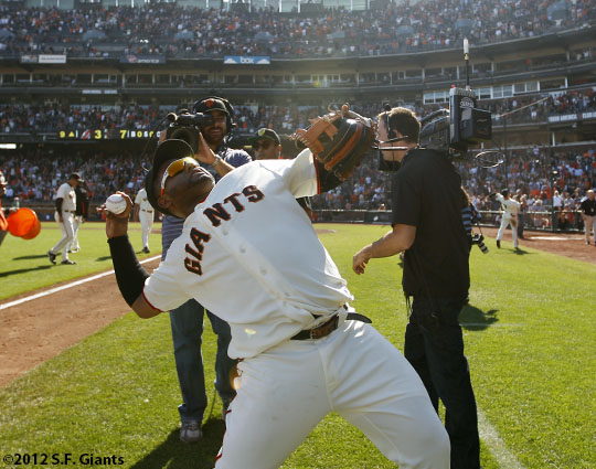 San Francisco Giants, S.F. Giants, photo, Pablo Sandoval