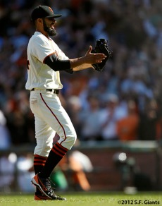 San Francisco Giants, S.F. Giants, photo, Sergio Romo