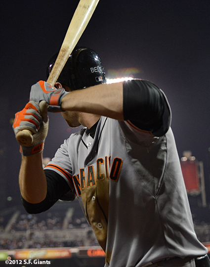 san francisco giants, photo, sf giants, 2012, brandon belt