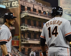 Angel Pagan & Francisco Peguero