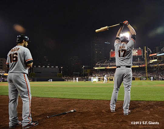 san francisco giants, photo, sf giants, 2012, angel pagan, aubrey huff