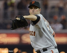 sf giants, san francisco giants, photo, september 28, 2012, san diego, ryan vogelsong