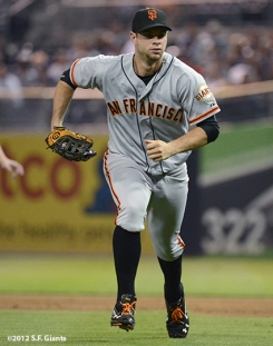 sf giants, san francisco giants, 9/28, 2012, photo, brandon belt