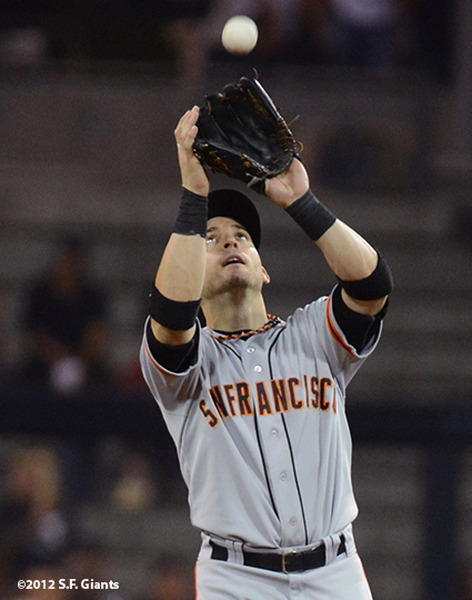 sf giants, san francisco giants, photo, september 28, 2012, san diego, marco scutaro