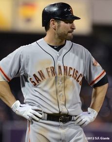 san francisco giants, photo, sf giants, 2012, xavier nady