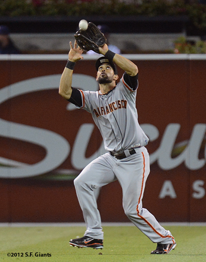 sf giants, san francisco giants, photo, september 28, 2012, san diego, angel pagan