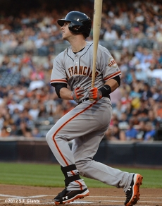 sf giants, san francisco giants, photo, 9/29, 2012, buster posey