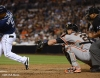 sf giants, san francisco giants, photo, 9/29, 2012, eli whiteside