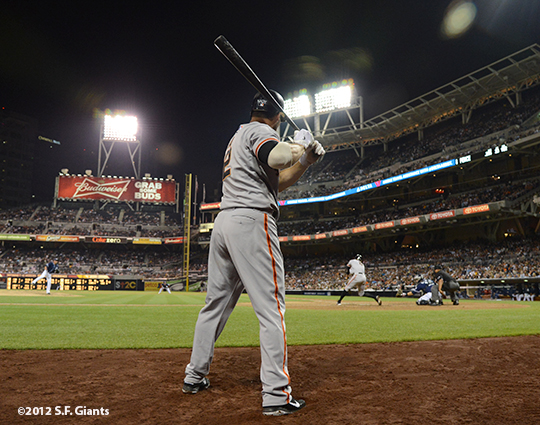 sf giants, san francisco giants, photo, 9/29, 2012, xavier nady