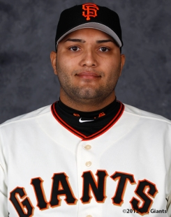Yusmeiro Petit, sf giants, san francisc giants, photo, 2012