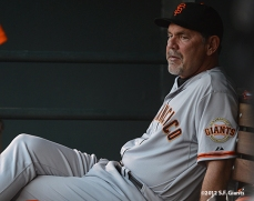 sf giants, san francisco giants, photo, 2012, bruce bochy