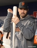 San Francisco Giants, S.F. Giants, photo, 2012, Postseason, Xavier Nady