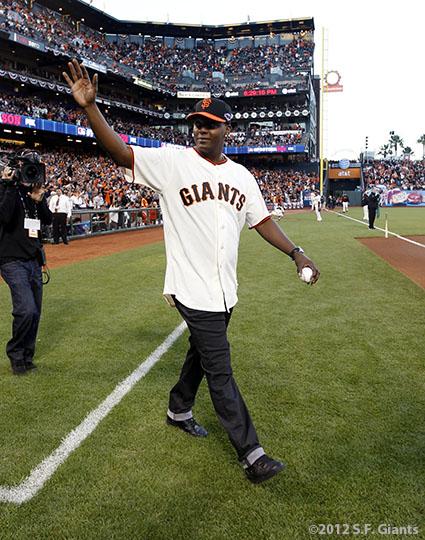 San Francisco Giants, S.F. Giants, photo, 2012, Postseason, Edgar Renteria