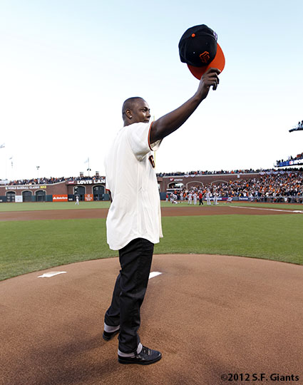 San Francisco Giants, S.F. Giants, photo, 2012, Postseason, Edgar Renteria