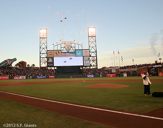 San Francisco Giants, S.F. Giants, photo, 2012, Postseason,