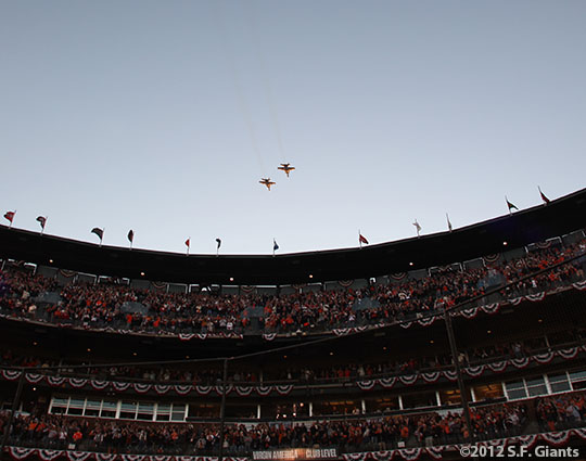 San Francisco Giants, S.F. Giants, photo, 2012, Postseason,